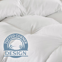 Load image into Gallery viewer, Pacific Coast® Super Loft™ Down Comforter - Tufted Corner Design
