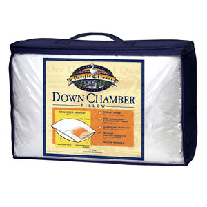 Pacific Coast Down Chamber Pillow Package