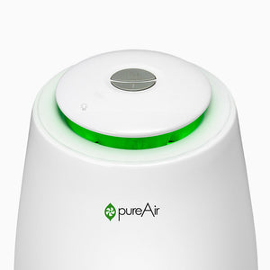 pureAir 500 Room Air Purifier Green Light