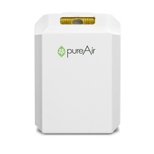 Load image into Gallery viewer, pureAir SOLO Personal Air Purifier provides clean, fresh & pure air for your personal breathing zone.