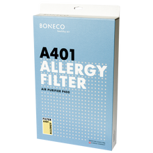 Load image into Gallery viewer, A-401 Replacement Allergy Filter for the Boneco P400 Air Purifier