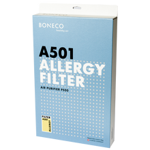 Load image into Gallery viewer, A501 Replacement Allergy Filter for P500 Air Purifier by BONECO