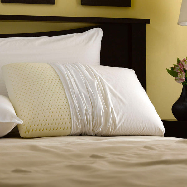 Restful Nights Even Form Talalay Latex Pillow
