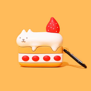 Open image in slideshow, Earbud Cases for AirPods - Cute Cartoon Cat