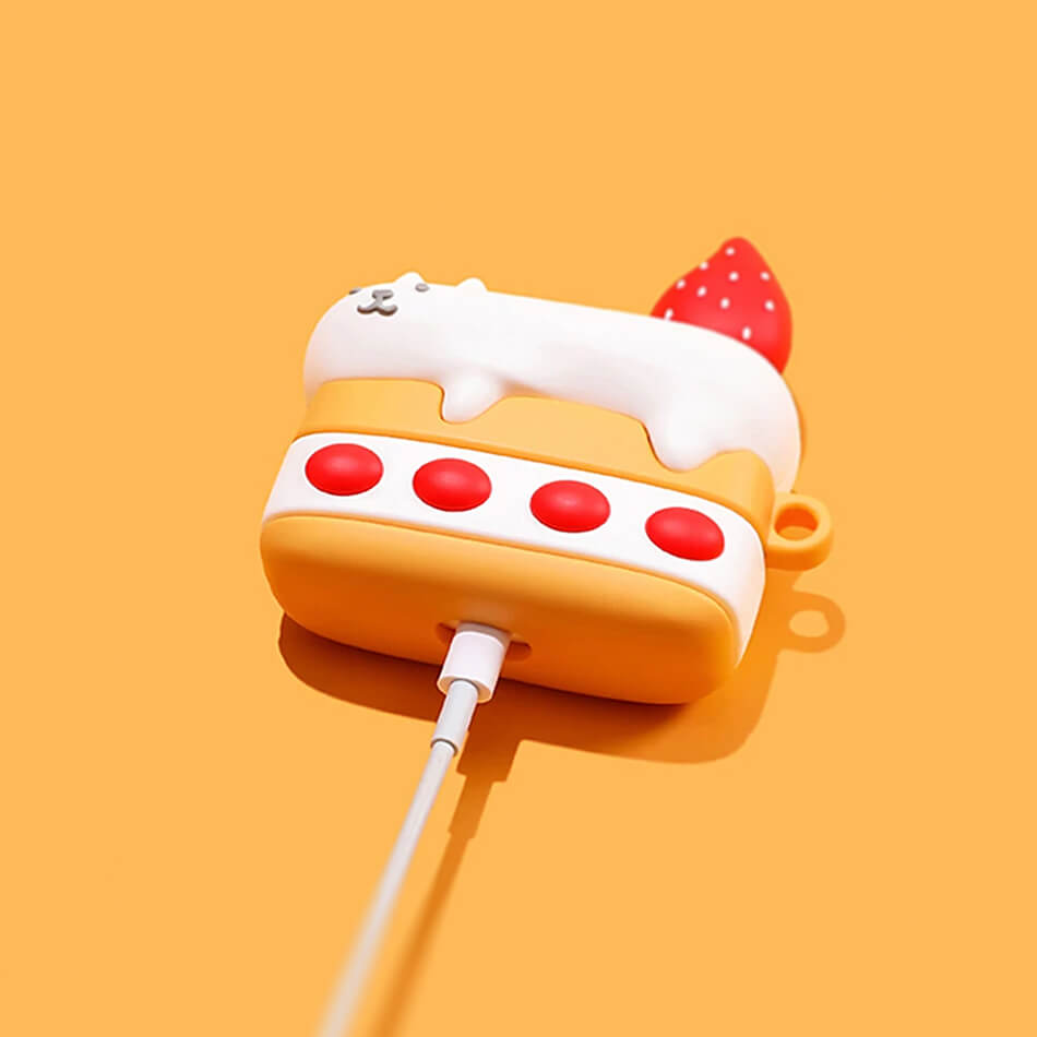 Earbud Cases for AirPods - Cute Cartoon Cat