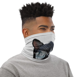 Felini with Sunnies - Neck Gaiter - Felini Cat Shop