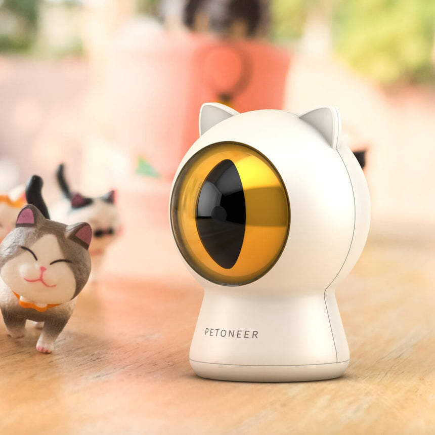 Smart Cat Toy | Red Dot Kitty Teaser