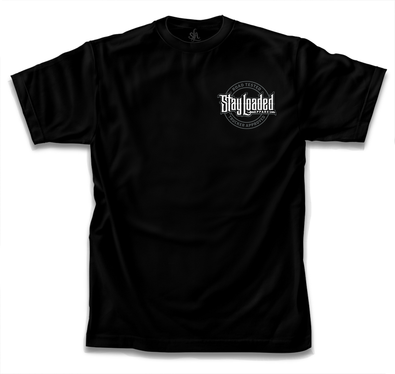 Homework Logo T - BLACK