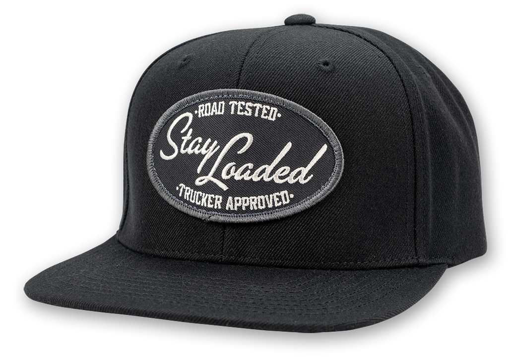 STAY LOADED Old School Hat