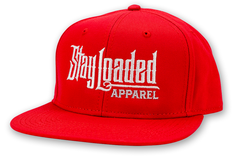 SLA Homework Hat RED