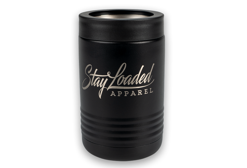 STAY LOADED 12oz Can Insulator