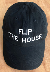 Flip the House Baseball Cap