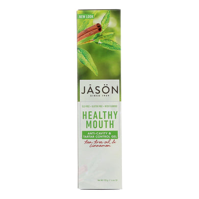 Jason Healthy Mouth Coq10 Tooth Gel - 6 Oz
