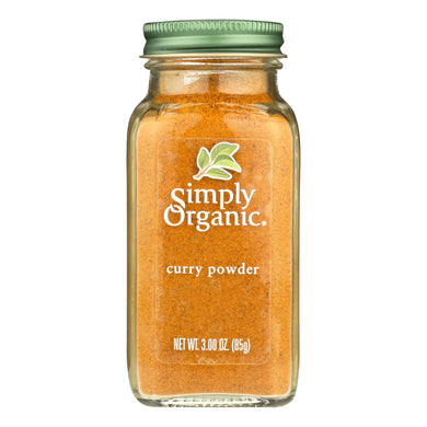 Curry Powder, Organic - 3 oz jar