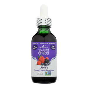Liquid Stevia, Berry - 2 oz