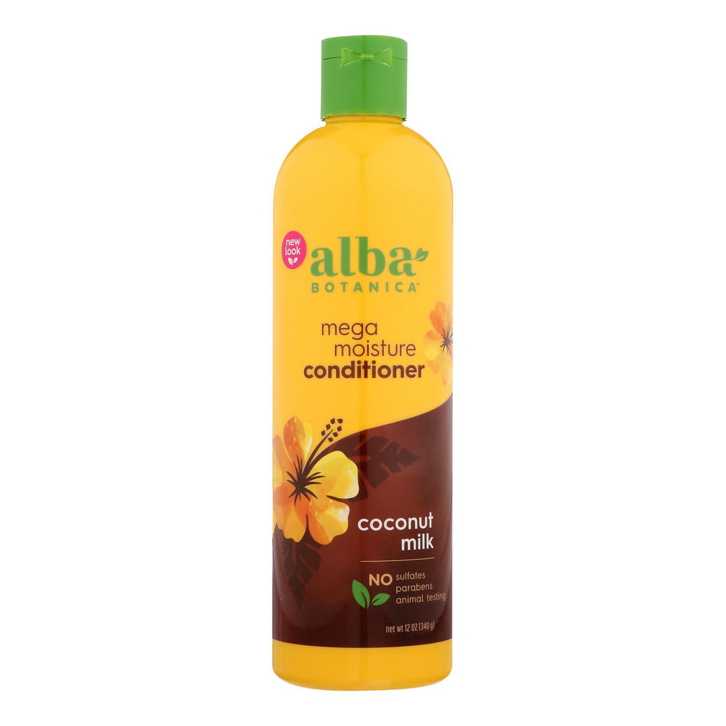 Hawaiian Coconut Milk Conditioner - 12 Fl Oz
