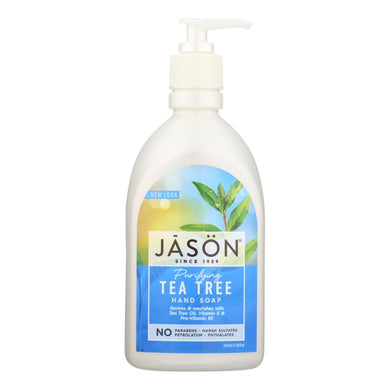 Hand Soap, Tea Tree - 16 oz