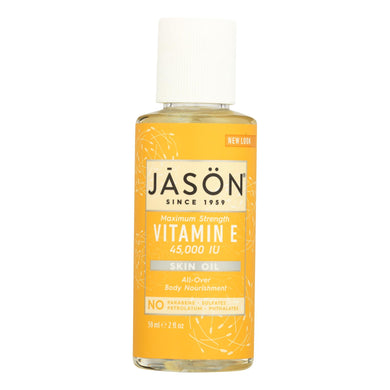Vitamin E Oil, 45000 iu - 2 oz