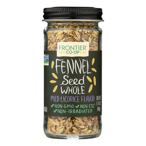 Frontier Herb Fennel Seed - Whole - 1.41 Oz