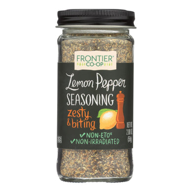 Lemon Pepper Seasoning - 2.08 oz jar