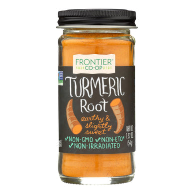 Ground Turmeric Root - 1.92 oz jar
