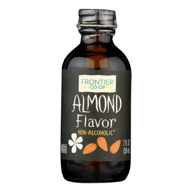 Almond Flavor - 2 oz bottle