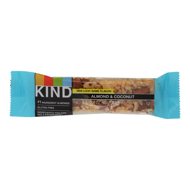 Almond and Coconut Bar - Pack of 12 1.4-oz bars