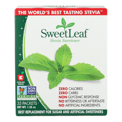 Stevia Sweetener- 35 Packets
