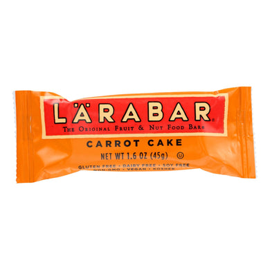 Carrot Cake Bars - Pack of 16 1.6-oz bars