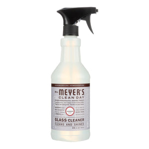 Mrs. Meyer's Clean Day - Glass Cleaner - Lavender - Case Of 6 - 24 Oz