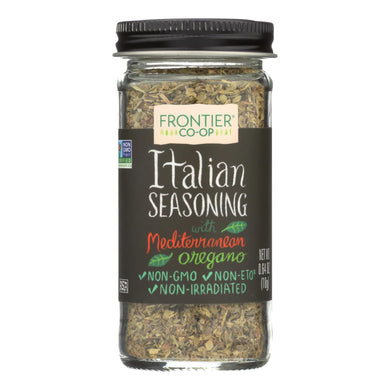 Frontier Herb Italian Seasoning Blend - .64 Oz