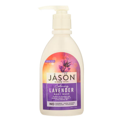 Body Wash, Lavender - 30 oz