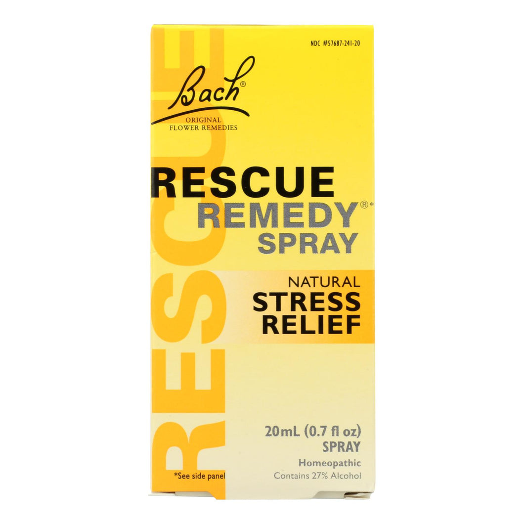 Homeopathic Stress Relief Spray - 0.7 oz