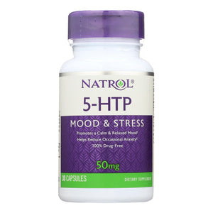 Natrol 5-htp - 50 Mg - 30 Caps