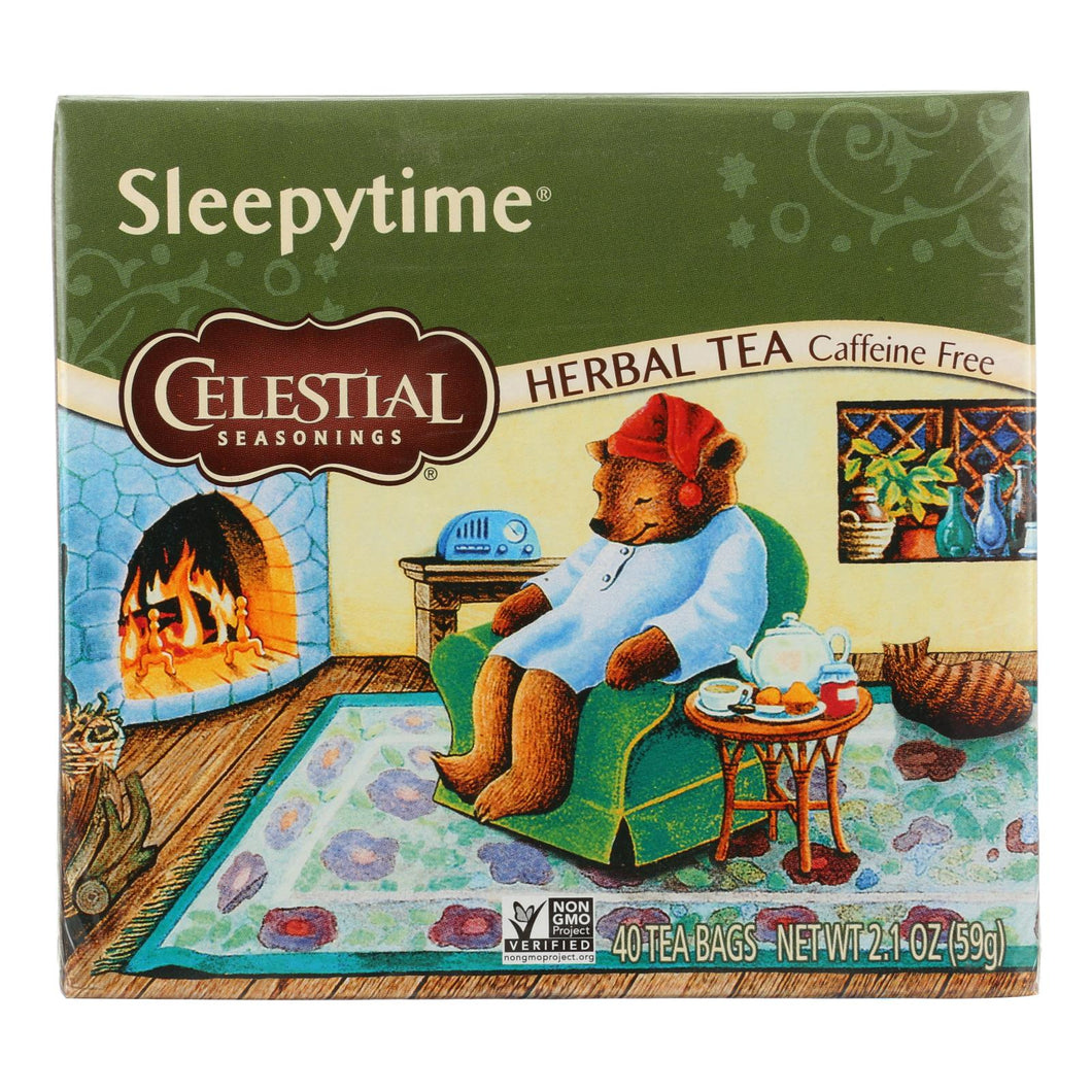 Sleepytime Caffeine Free Herbal Tea - 40 Bags
