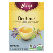 Load image into Gallery viewer, Caffeine-Free Bedtime Tea - 16 Tea Bags