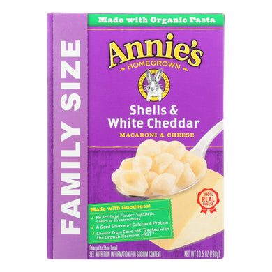 Shells and White Cheddar - Pack of 6 10.5-oz boxes