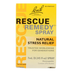 Homeopathic Stress Relief Spray - 0.245 oz