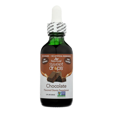 Liquid Stevia, Chocolate - 2 Fl Oz