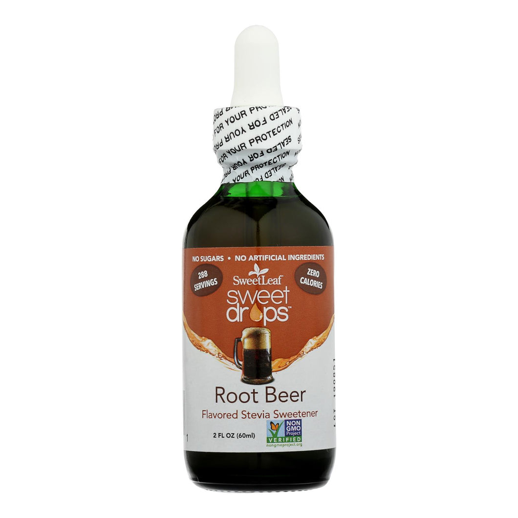 Sweet Leaf Liquid Stevia Sweet Drops - Berry - 2 Fl Oz.