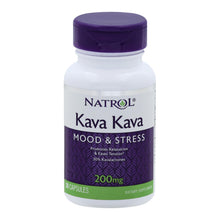 Load image into Gallery viewer, Natrol Kava Kava 200 Mg - 30 Caps