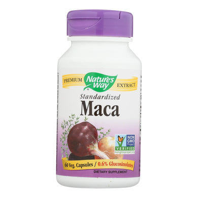 Maca Supplement - 60 capsules
