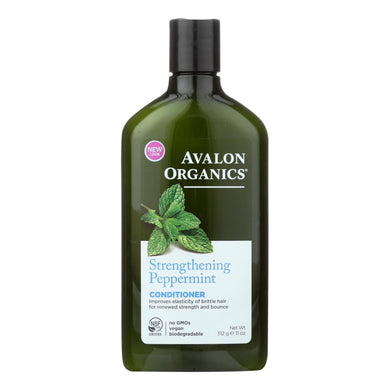 Non-GMO Conditioner, Strengthening - 11 oz