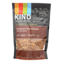 Load image into Gallery viewer, Kind Healthy Grains Cinnamon Oat Clusters With Flax Seeds - 11 Oz - Case Of 6