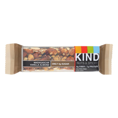 Vanilla Almond Bar - Pack of 12 1.4-oz bars