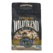 Load image into Gallery viewer, Lundberg Family Farms Wild Blend Rice - Case Of 6 - 1 Lb.