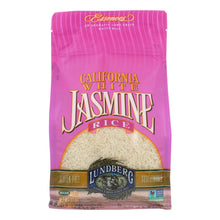 Load image into Gallery viewer, Lundberg Family Farms White Jasmine Rice - Case Of 6 - 2 Lb.