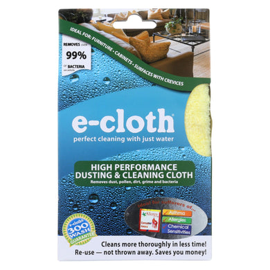 Microfiber High Performance Cleaning Cloth