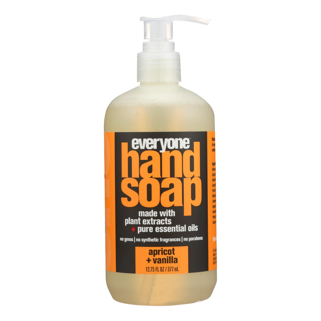 Eo Products - Everyone Hand Soap - Apricot And Vanilla - 12.75 Oz