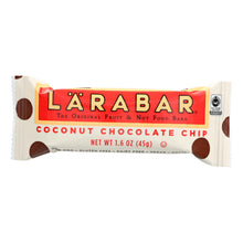 Load image into Gallery viewer, Larabar Fruit And Nut Bar - Coconut Chocolate Chip - 1.6 Oz Bars - Case Of 16